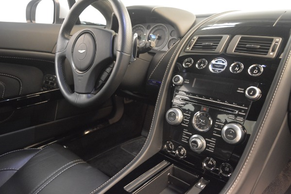 Used 2015 Aston Martin V12 Vantage S Coupe for sale $104,900 at Bentley Greenwich in Greenwich CT 06830 19