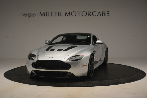 Used 2015 Aston Martin V12 Vantage S Coupe for sale $104,900 at Bentley Greenwich in Greenwich CT 06830 2