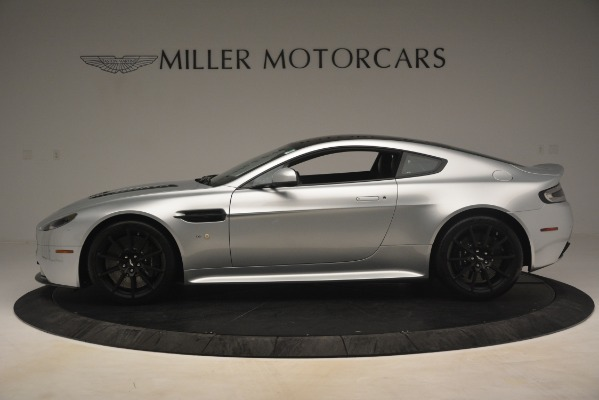 Used 2015 Aston Martin V12 Vantage S Coupe for sale $104,900 at Bentley Greenwich in Greenwich CT 06830 3