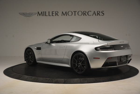 Used 2015 Aston Martin V12 Vantage S Coupe for sale $104,900 at Bentley Greenwich in Greenwich CT 06830 4