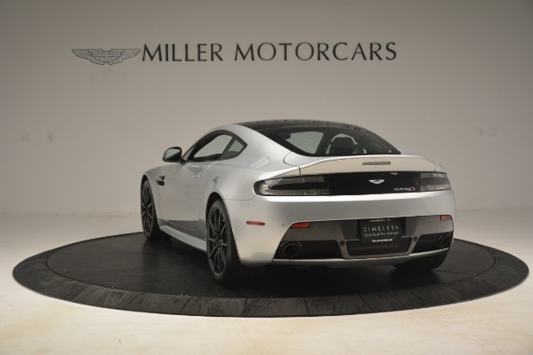 Used 2015 Aston Martin V12 Vantage S Coupe for sale $104,900 at Bentley Greenwich in Greenwich CT 06830 5