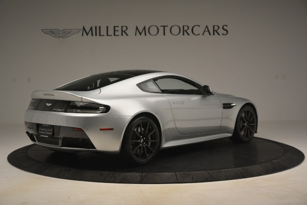 Used 2015 Aston Martin V12 Vantage S Coupe for sale $104,900 at Bentley Greenwich in Greenwich CT 06830 8