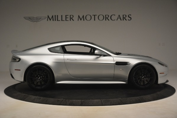 Used 2015 Aston Martin V12 Vantage S Coupe for sale $104,900 at Bentley Greenwich in Greenwich CT 06830 9