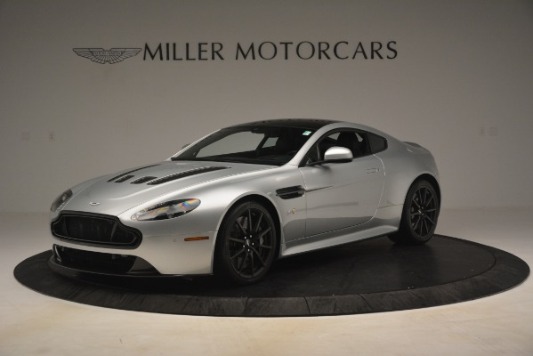 Used 2015 Aston Martin V12 Vantage S Coupe for sale $104,900 at Bentley Greenwich in Greenwich CT 06830 1