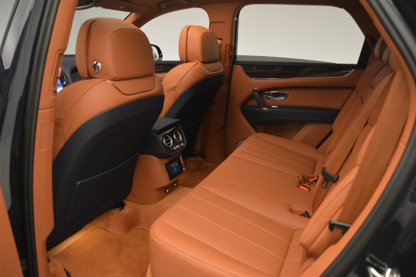 New 2019 Bentley Bentayga V8 for sale Sold at Bentley Greenwich in Greenwich CT 06830 22