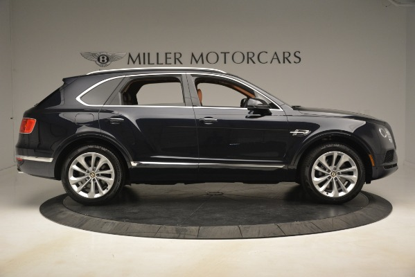 New 2019 Bentley Bentayga V8 for sale Sold at Bentley Greenwich in Greenwich CT 06830 9