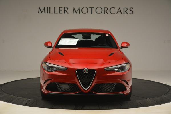 New 2019 Alfa Romeo Giulia Quadrifoglio for sale Sold at Bentley Greenwich in Greenwich CT 06830 12
