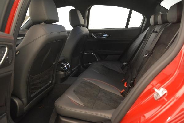 New 2019 Alfa Romeo Giulia Quadrifoglio for sale Sold at Bentley Greenwich in Greenwich CT 06830 20