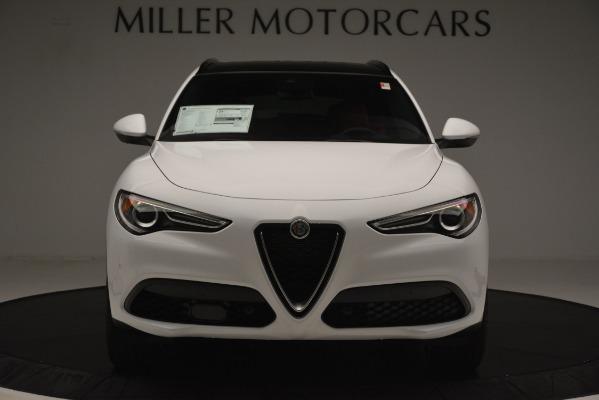 New 2019 Alfa Romeo Stelvio Ti Sport Q4 for sale Sold at Bentley Greenwich in Greenwich CT 06830 12