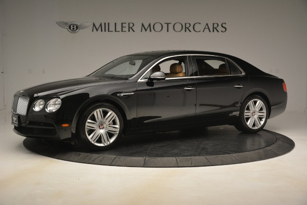 Used 2016 Bentley Flying Spur V8 for sale Sold at Bentley Greenwich in Greenwich CT 06830 2