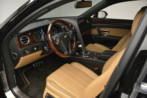 Used 2016 Bentley Flying Spur V8 for sale Sold at Bentley Greenwich in Greenwich CT 06830 20