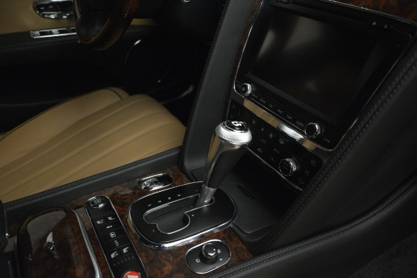 Used 2016 Bentley Flying Spur V8 for sale Sold at Bentley Greenwich in Greenwich CT 06830 25