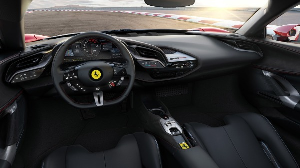 New 2021 Ferrari SF90 Stradale for sale Call for price at Bentley Greenwich in Greenwich CT 06830 7