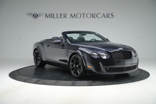 Used 2012 Bentley Continental GT Supersports for sale Sold at Bentley Greenwich in Greenwich CT 06830 11