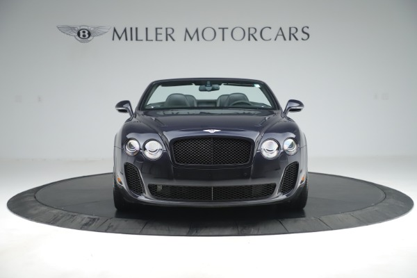 Used 2012 Bentley Continental GT Supersports for sale Sold at Bentley Greenwich in Greenwich CT 06830 12