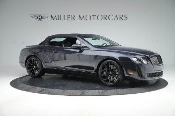 Used 2012 Bentley Continental GT Supersports for sale Sold at Bentley Greenwich in Greenwich CT 06830 18