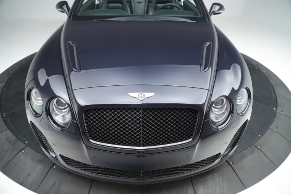 Used 2012 Bentley Continental GT Supersports for sale Sold at Bentley Greenwich in Greenwich CT 06830 19