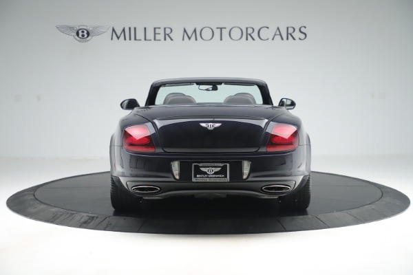 Used 2012 Bentley Continental GT Supersports for sale Sold at Bentley Greenwich in Greenwich CT 06830 6