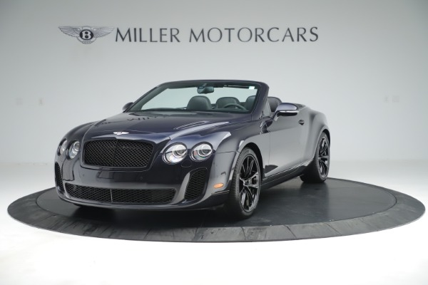 Used 2012 Bentley Continental GT Supersports for sale Sold at Bentley Greenwich in Greenwich CT 06830 1