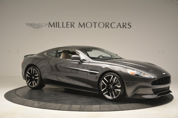 Used 2016 Aston Martin Vanquish Coupe for sale Sold at Bentley Greenwich in Greenwich CT 06830 10