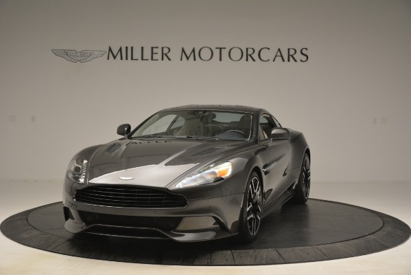 Used 2016 Aston Martin Vanquish Coupe for sale Sold at Bentley Greenwich in Greenwich CT 06830 2