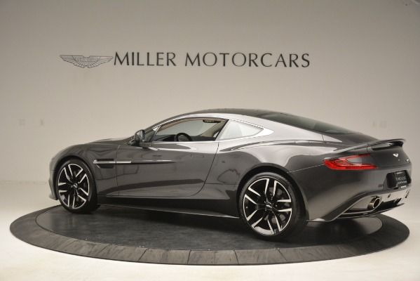 Used 2016 Aston Martin Vanquish Coupe for sale Sold at Bentley Greenwich in Greenwich CT 06830 4