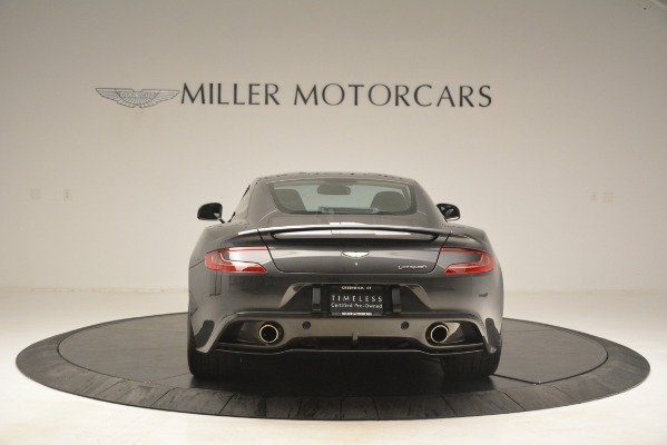 Used 2016 Aston Martin Vanquish Coupe for sale Sold at Bentley Greenwich in Greenwich CT 06830 6