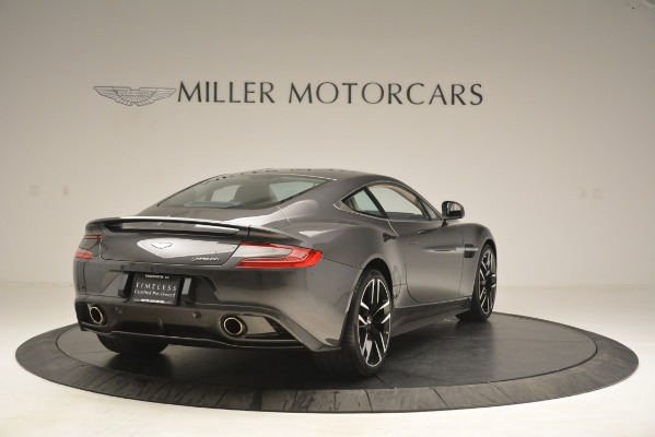 Used 2016 Aston Martin Vanquish Coupe for sale Sold at Bentley Greenwich in Greenwich CT 06830 7