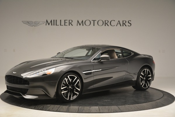 Used 2016 Aston Martin Vanquish Coupe for sale Sold at Bentley Greenwich in Greenwich CT 06830 1