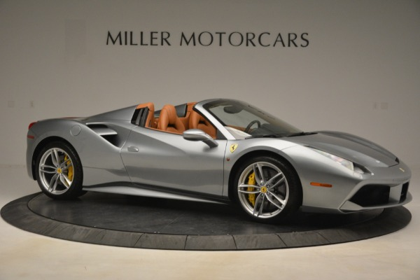 Used 2019 Ferrari 488 Spider for sale Sold at Bentley Greenwich in Greenwich CT 06830 10