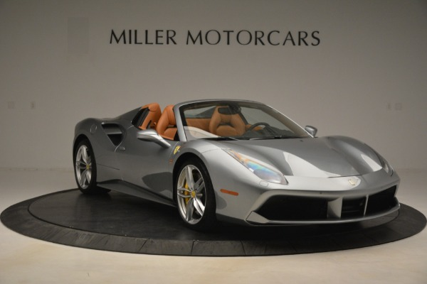 Used 2019 Ferrari 488 Spider for sale Sold at Bentley Greenwich in Greenwich CT 06830 11