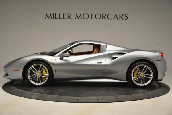 Used 2019 Ferrari 488 Spider for sale Sold at Bentley Greenwich in Greenwich CT 06830 14