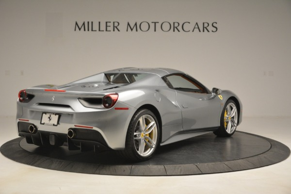 Used 2019 Ferrari 488 Spider for sale Sold at Bentley Greenwich in Greenwich CT 06830 16