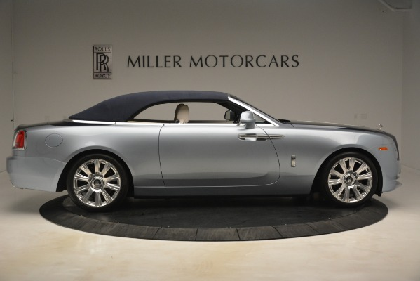 Used 2016 Rolls-Royce Dawn for sale Sold at Bentley Greenwich in Greenwich CT 06830 15