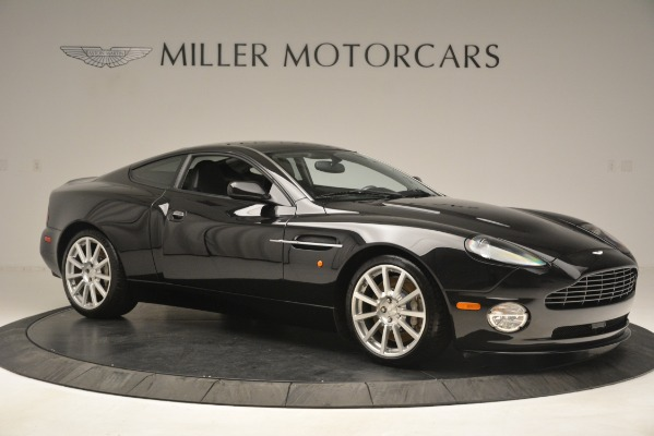 Used 2005 Aston Martin V12 Vanquish S Coupe for sale Sold at Bentley Greenwich in Greenwich CT 06830 10