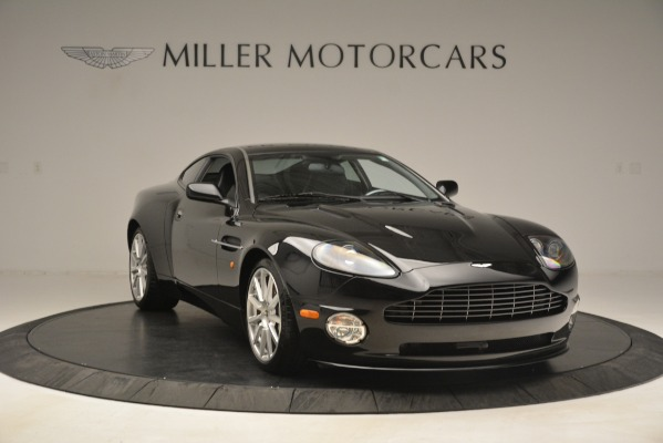 Used 2005 Aston Martin V12 Vanquish S Coupe for sale Sold at Bentley Greenwich in Greenwich CT 06830 11
