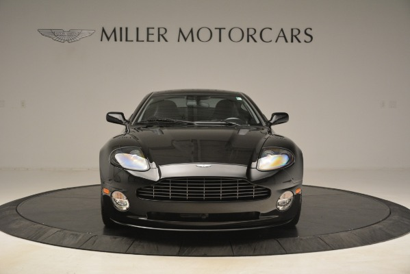 Used 2005 Aston Martin V12 Vanquish S Coupe for sale Sold at Bentley Greenwich in Greenwich CT 06830 12