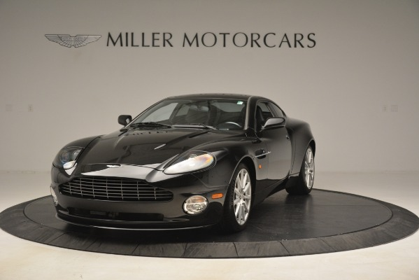 Used 2005 Aston Martin V12 Vanquish S Coupe for sale Sold at Bentley Greenwich in Greenwich CT 06830 2
