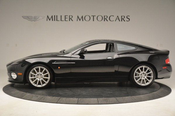 Used 2005 Aston Martin V12 Vanquish S Coupe for sale Sold at Bentley Greenwich in Greenwich CT 06830 3