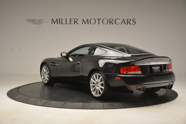 Used 2005 Aston Martin V12 Vanquish S Coupe for sale Sold at Bentley Greenwich in Greenwich CT 06830 5