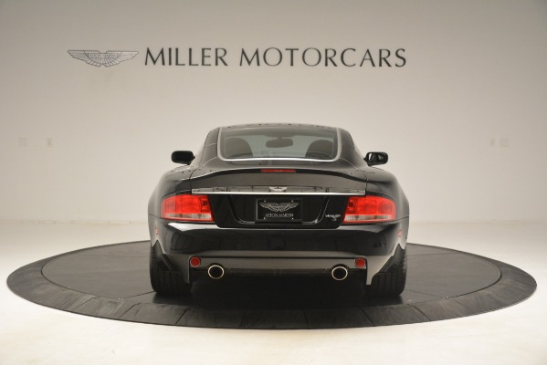 Used 2005 Aston Martin V12 Vanquish S Coupe for sale Sold at Bentley Greenwich in Greenwich CT 06830 6