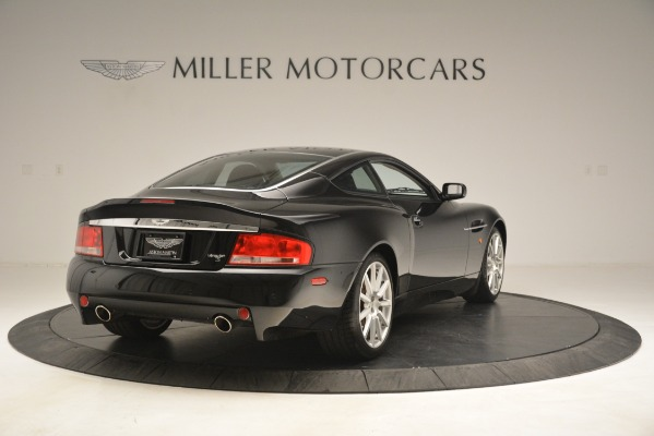 Used 2005 Aston Martin V12 Vanquish S Coupe for sale Sold at Bentley Greenwich in Greenwich CT 06830 7