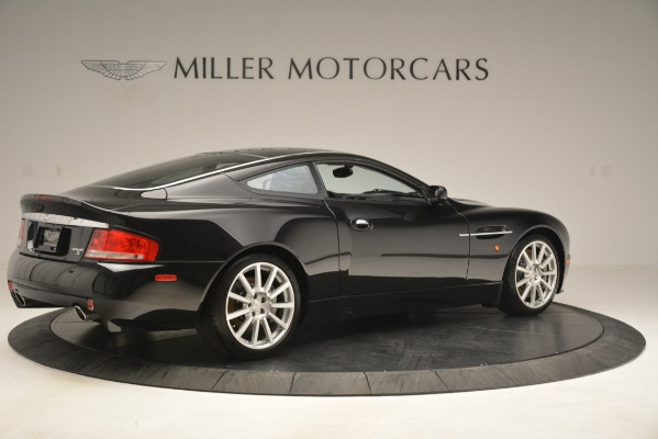Used 2005 Aston Martin V12 Vanquish S Coupe for sale Sold at Bentley Greenwich in Greenwich CT 06830 8