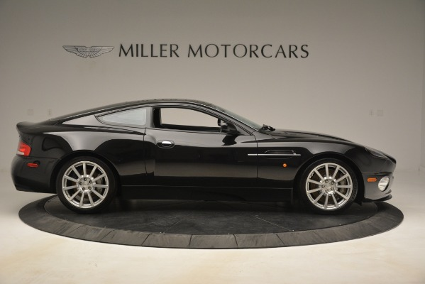Used 2005 Aston Martin V12 Vanquish S Coupe for sale Sold at Bentley Greenwich in Greenwich CT 06830 9