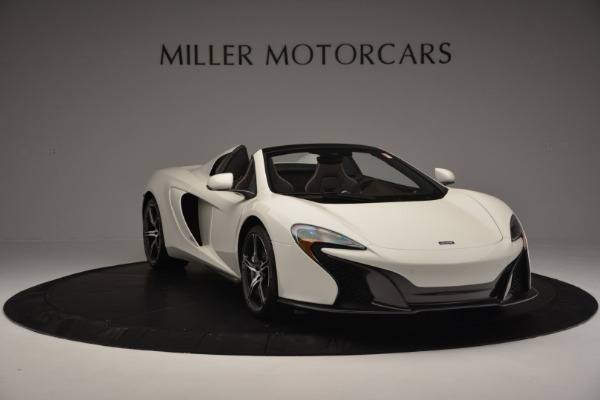 Used 2015 McLaren 650S Convertible for sale Sold at Bentley Greenwich in Greenwich CT 06830 10