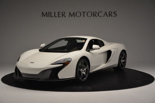 Used 2015 McLaren 650S Convertible for sale Sold at Bentley Greenwich in Greenwich CT 06830 11