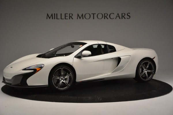 Used 2015 McLaren 650S Convertible for sale Sold at Bentley Greenwich in Greenwich CT 06830 12
