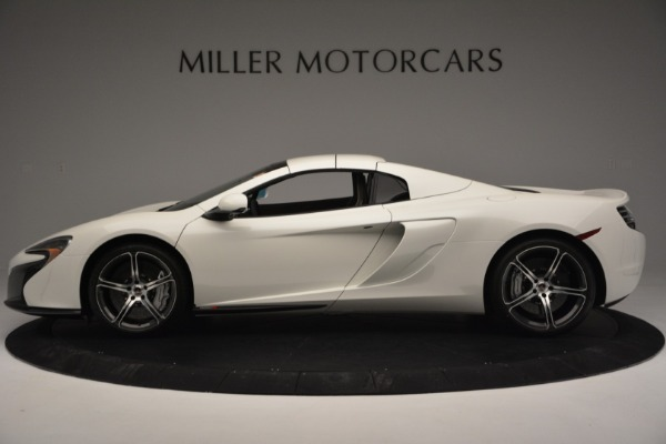 Used 2015 McLaren 650S Convertible for sale Sold at Bentley Greenwich in Greenwich CT 06830 13