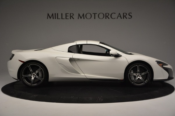Used 2015 McLaren 650S Convertible for sale Sold at Bentley Greenwich in Greenwich CT 06830 14