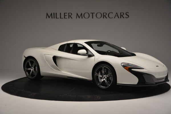 Used 2015 McLaren 650S Convertible for sale Sold at Bentley Greenwich in Greenwich CT 06830 15